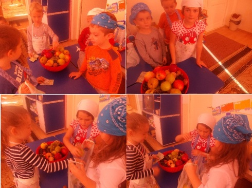 Vanzatorii de fructe